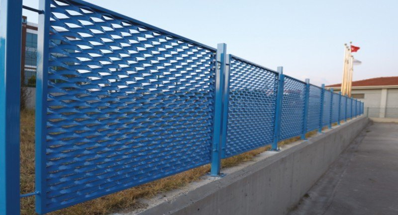 FENCE - BARRIER 2